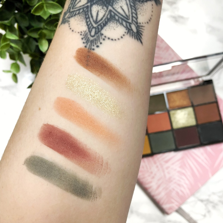 Makeup-Revolution-Iconic-Division-Palette-Review-Swatches-2